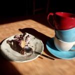 Kaffee und Kuchen für Alle
