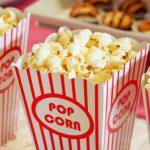 Popcorn süß und salzig - Filmabend - Werden sie deutscher