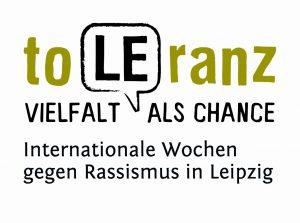 Logo Internationale Wochen gegen Rassismus Leipzig