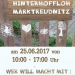 Reudnitzer Hinterhofflohmarkt