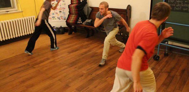 Capoeira Kids - noch freie Plätze!!