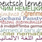Flyer zum Sprachkurs