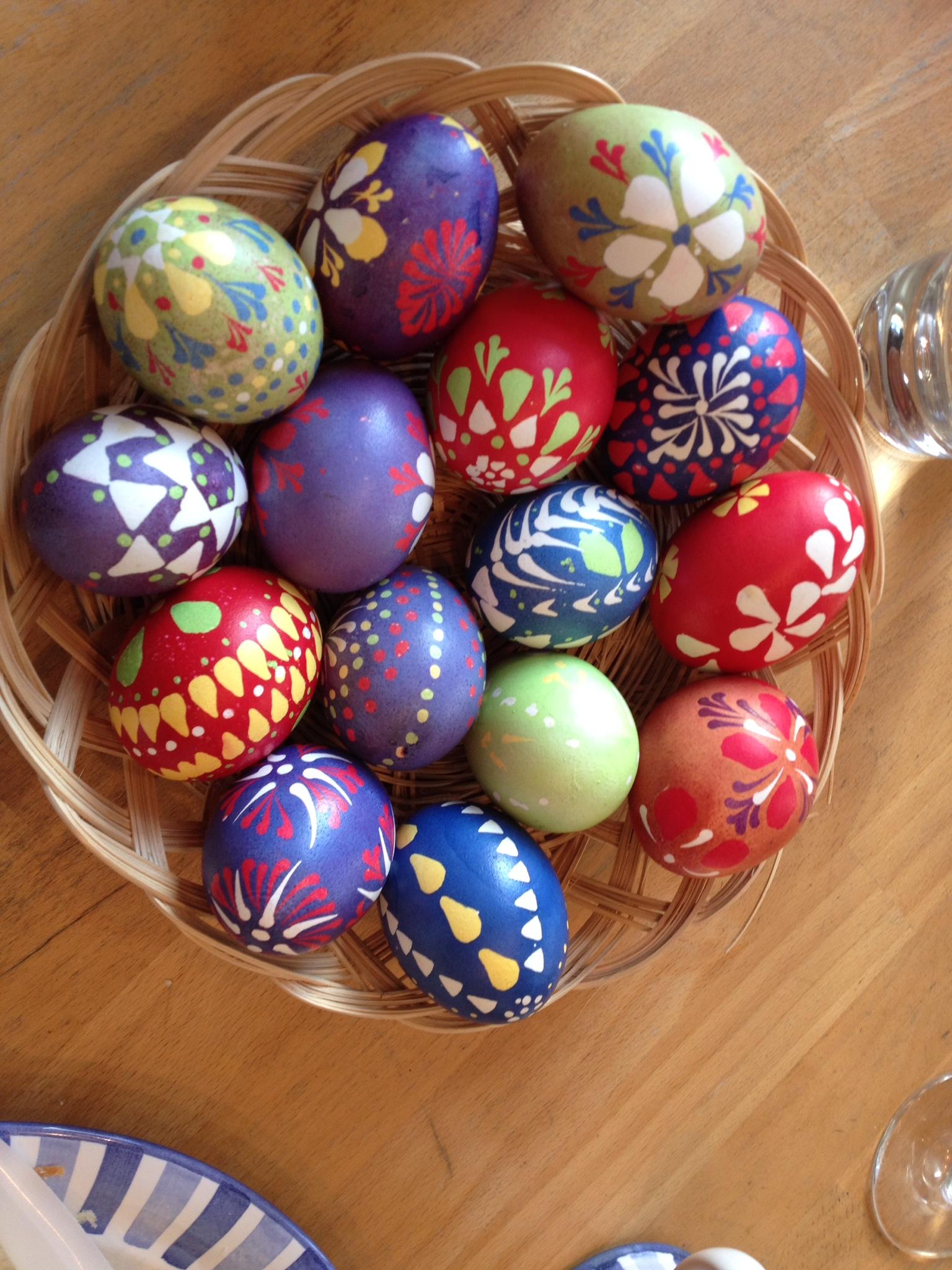 sorbische Eier