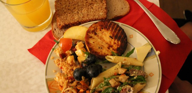 Brot und Butter- ein voller Erfolg