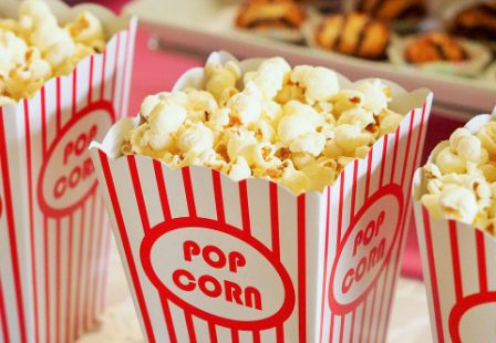 Popcorn süß und salzig - Filmreihe - BEKAS