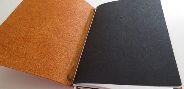 Notizbücher selber machen!