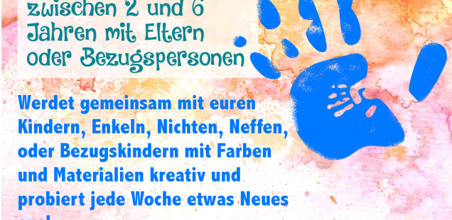 Familienatelier im Herbst ab 05.09 / Autumn Family - Atelier starting at the 5th of September