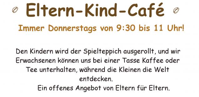 Eltern-Kind-Café