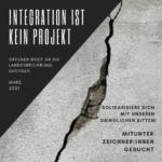 Offener Brief zur Lage der Integrationsprojekte