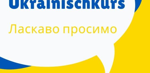 Ukrainischkurs startet